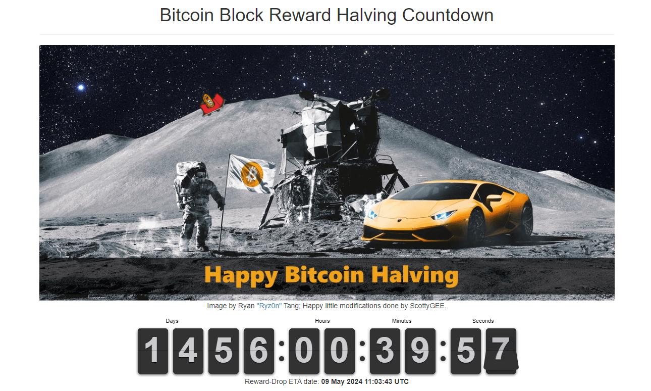 халвинг биткоин криптовалюта