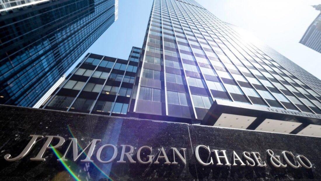 JPM банк америка
