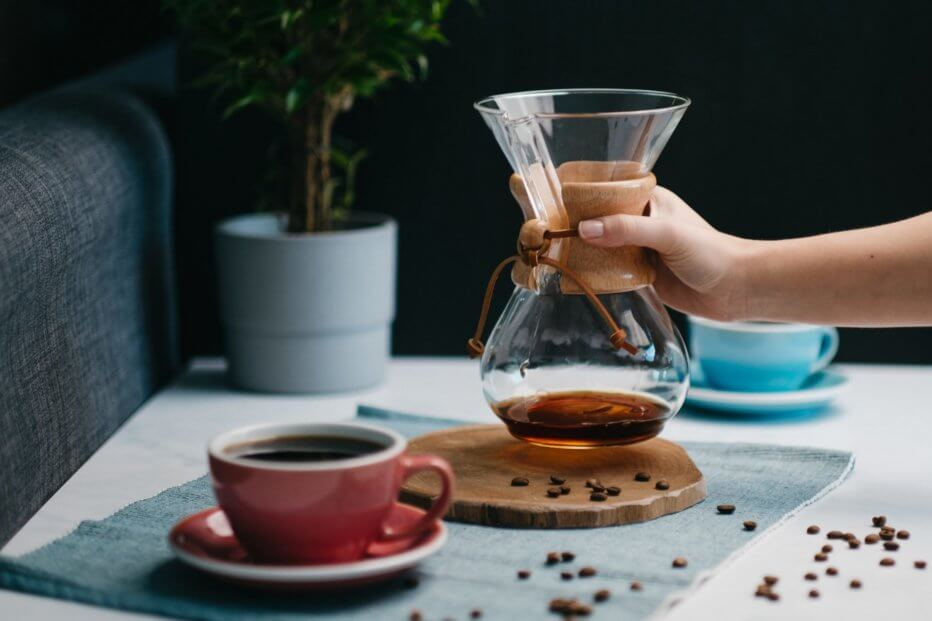 кофе кемекс