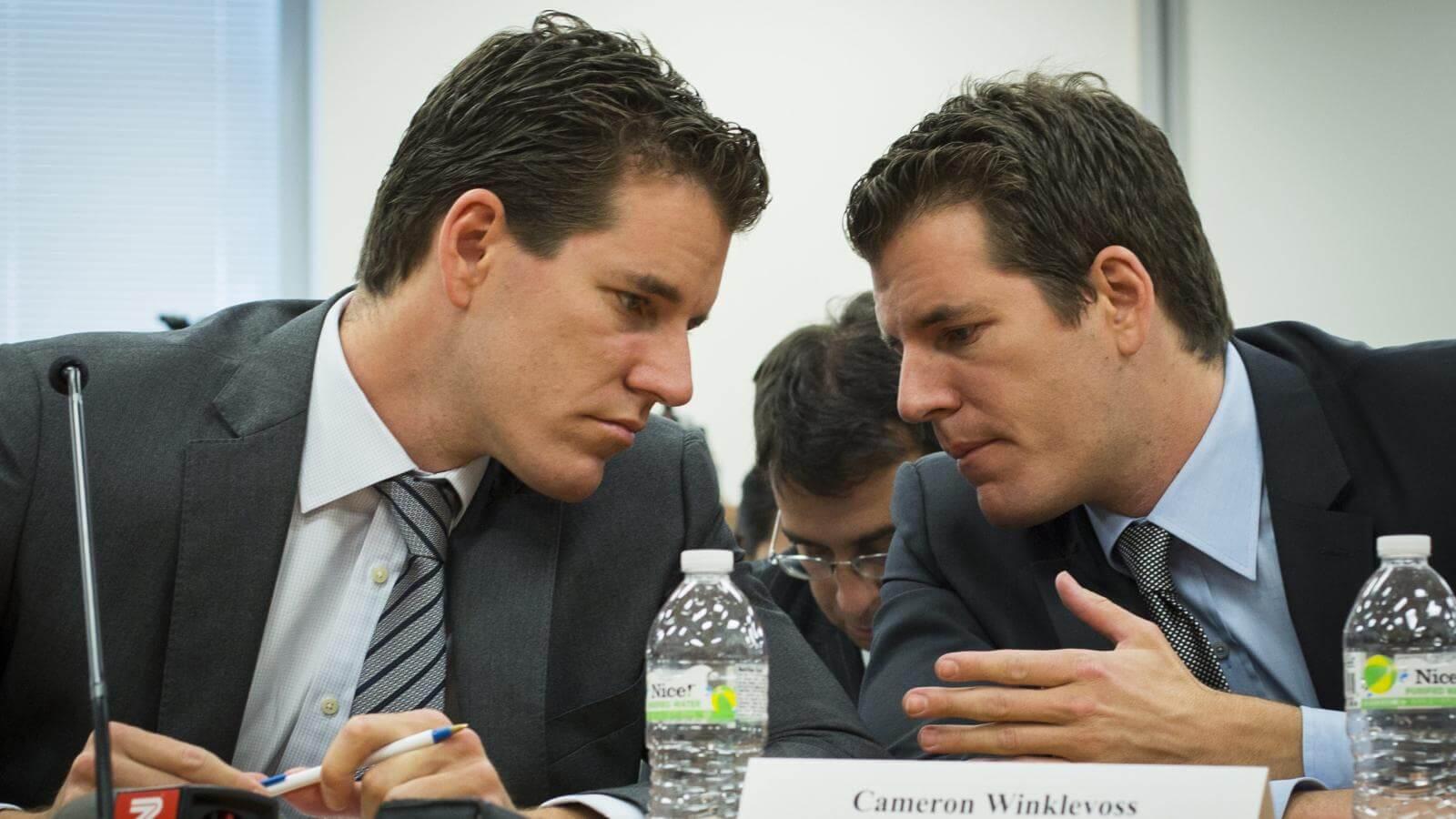 Уинклвосс близнецы братья