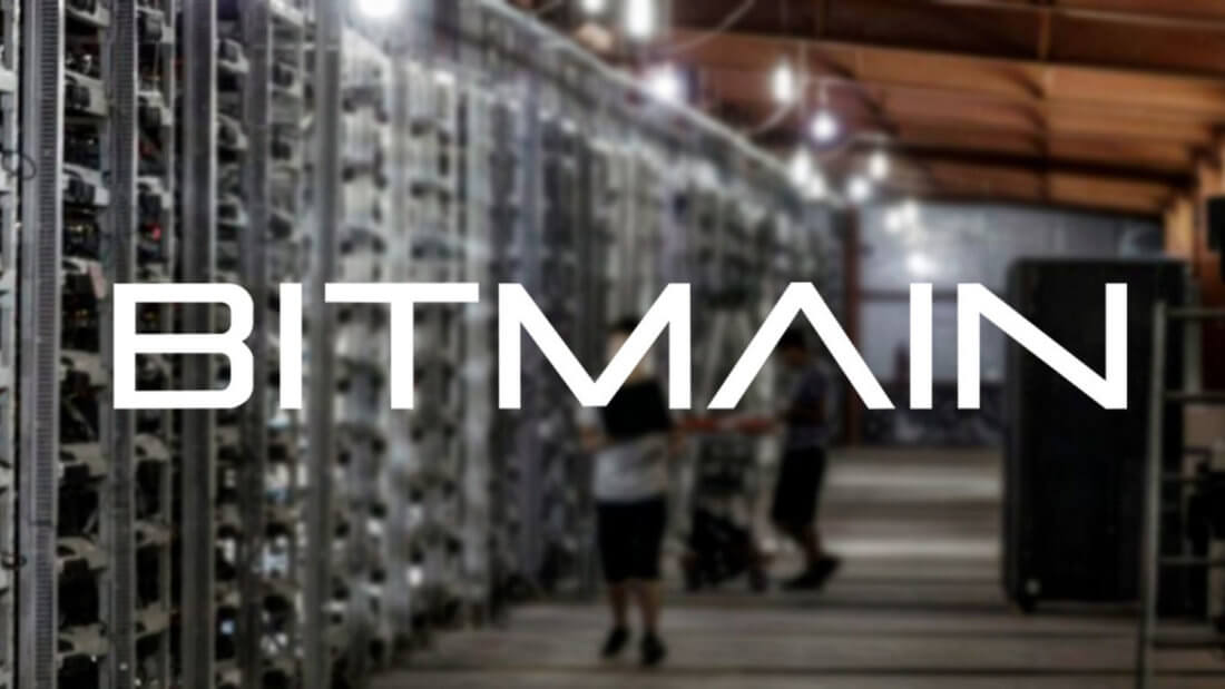 BItmain ASIC майнинг криптовалюты