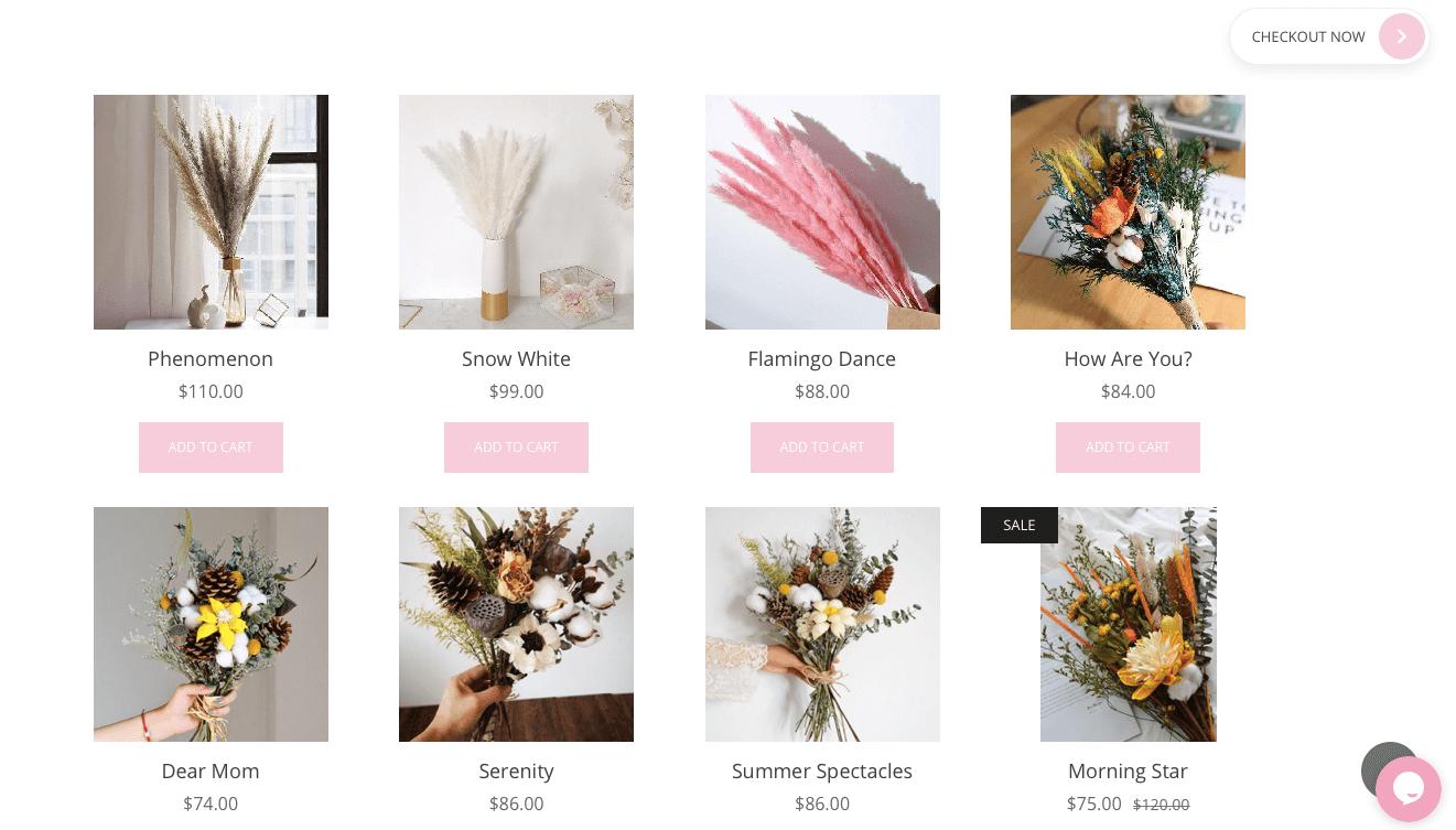 binance цветы