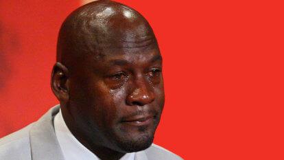 плачь потеря биткоин