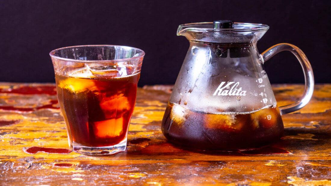 калита кофе колдбрю