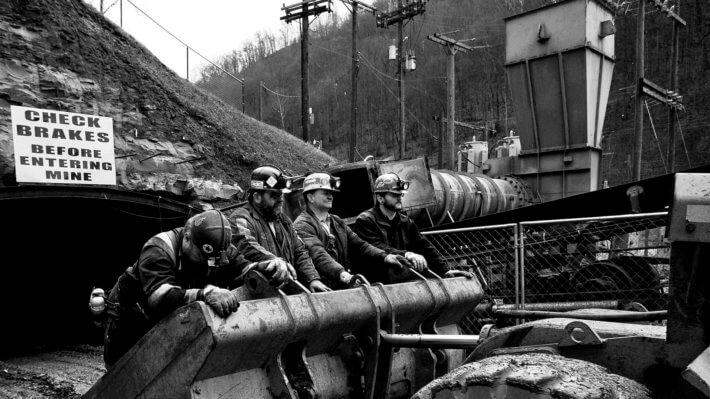 майнеры шахтеры