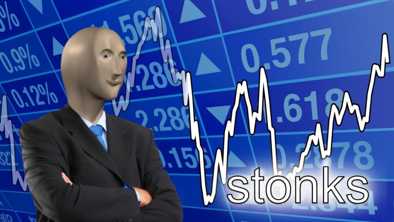 мем акции криптовалюты
