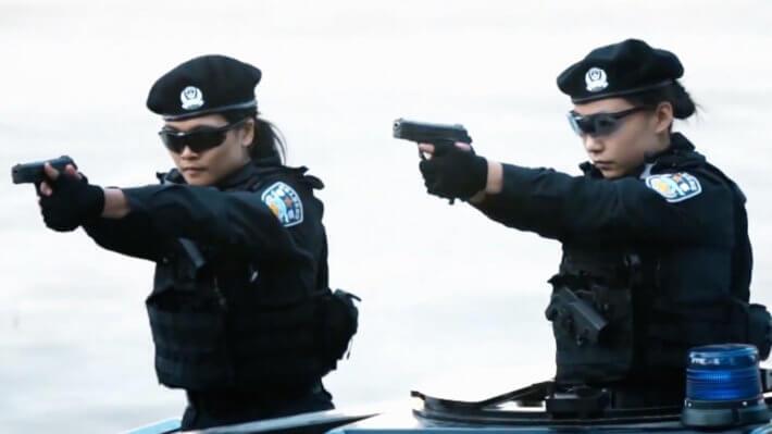 полиция Китай КНР