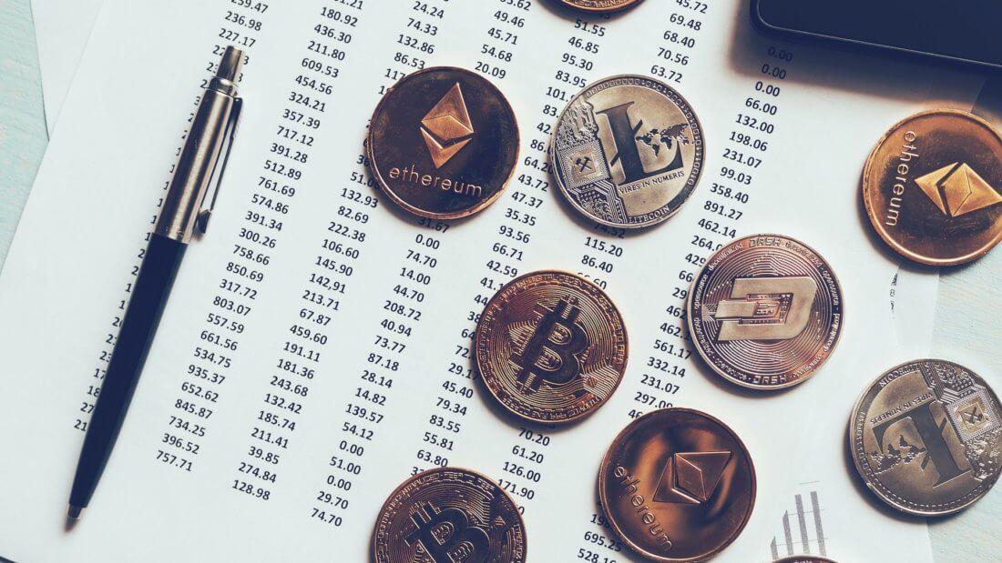 криптовалют