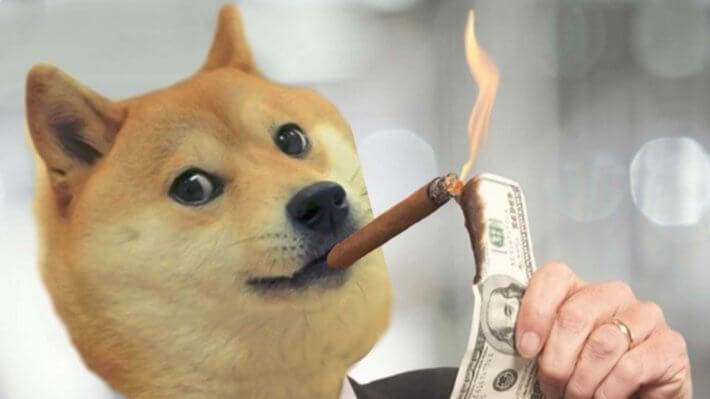 криптовалюта doge мем