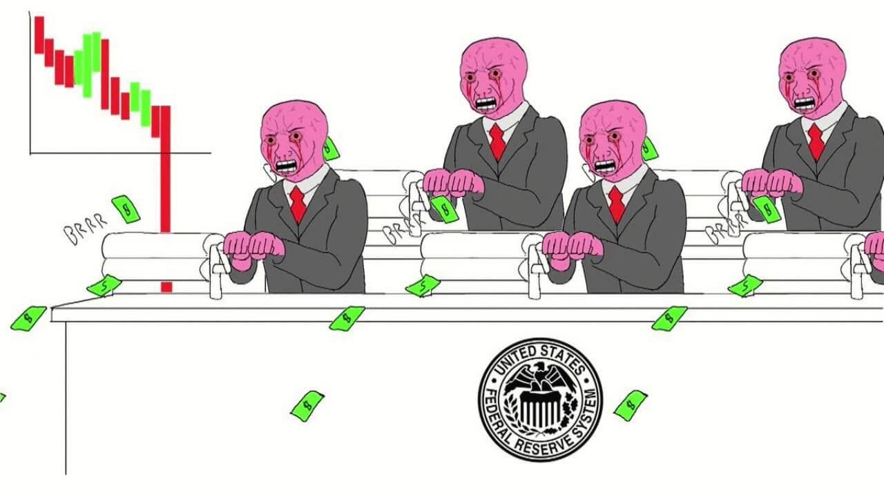 ФРС США экономика