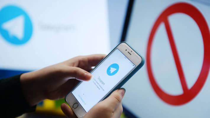 Telegram запрет SEC