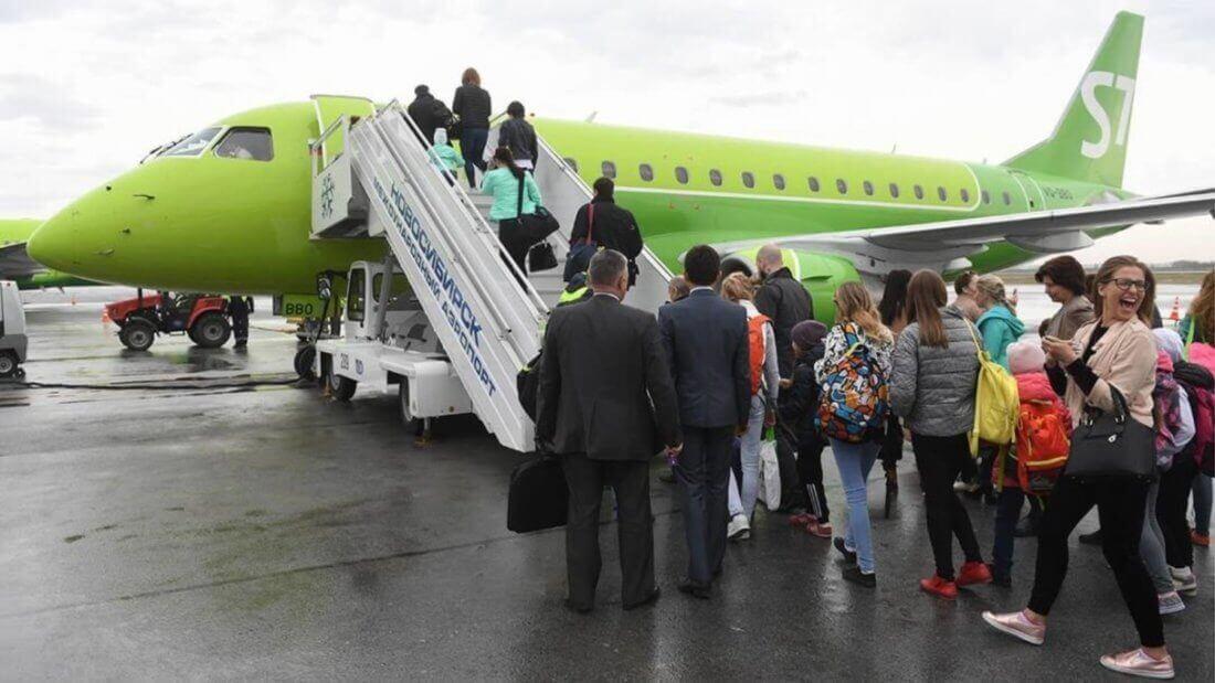 авиалинии самолет билеты
