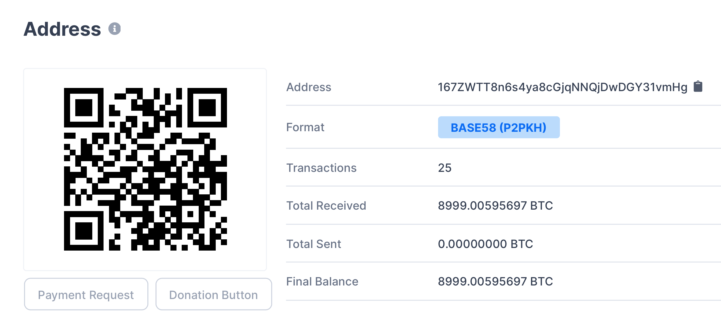 биткоин адрес криптовалюты