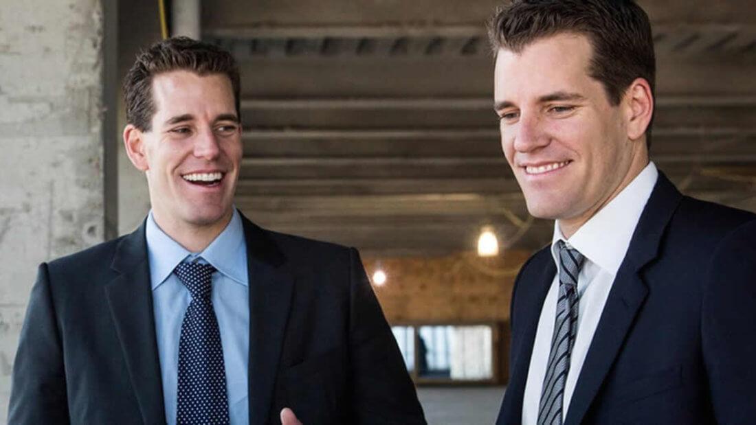 близнецы Уинклвосс криптовалюты
