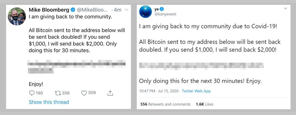 хакер Твиттер криптовалюта