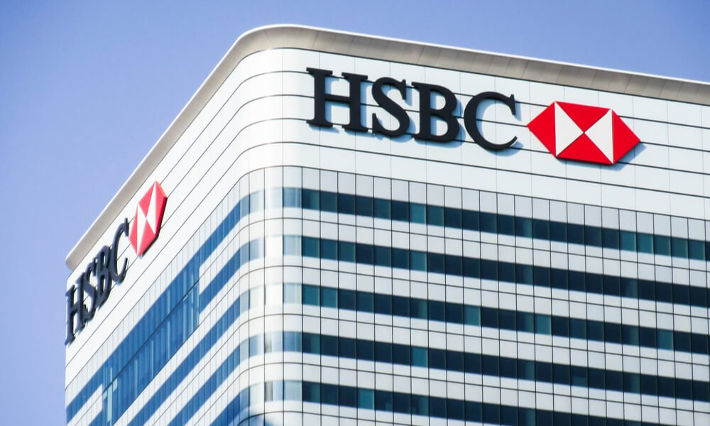 HSBC банк деньги