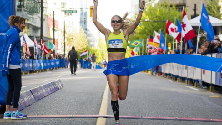 марафон бег спорт