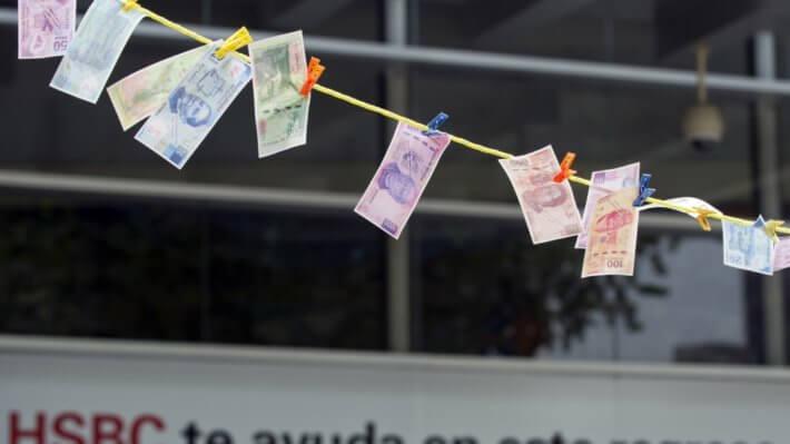 деньги отмывание преступление
