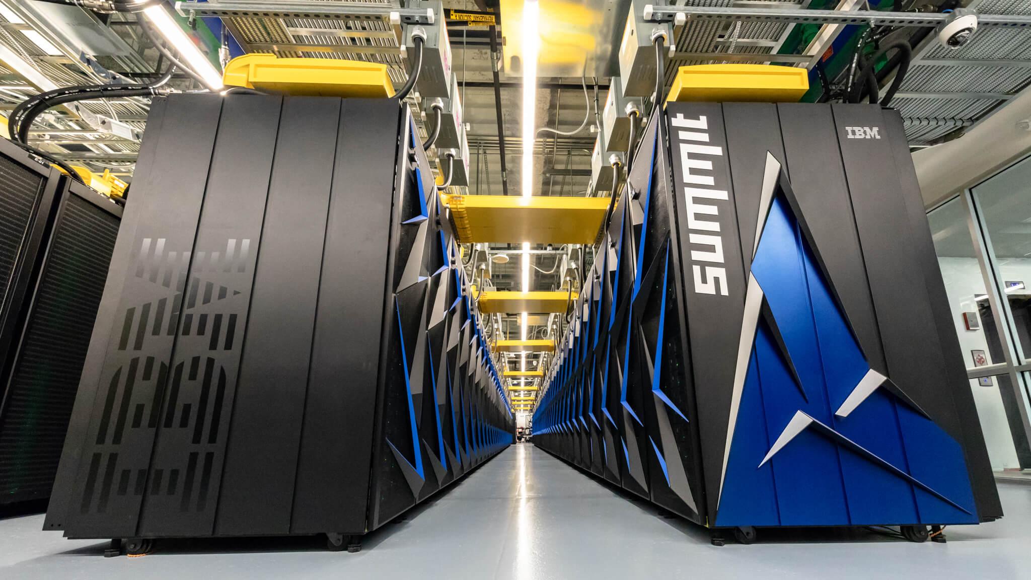 суперкомпьютер майнинг криптовалюты