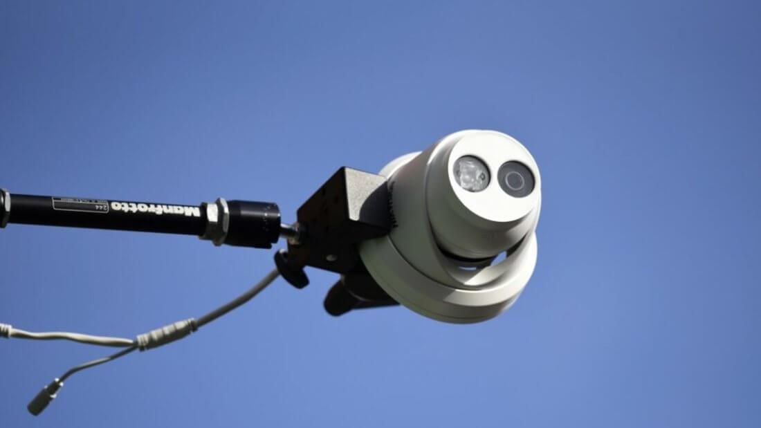 камера видеонаблюдения блокчейн