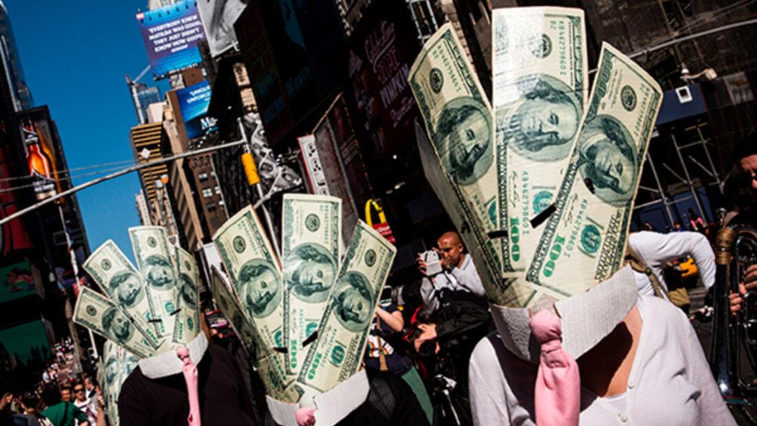 доллар деньги преступность