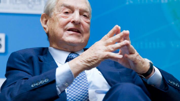 Джордж Сорос инвестор