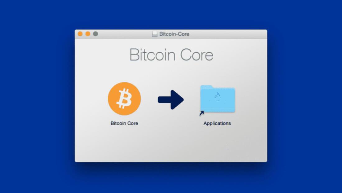 Bitcoin Core криптовалюта