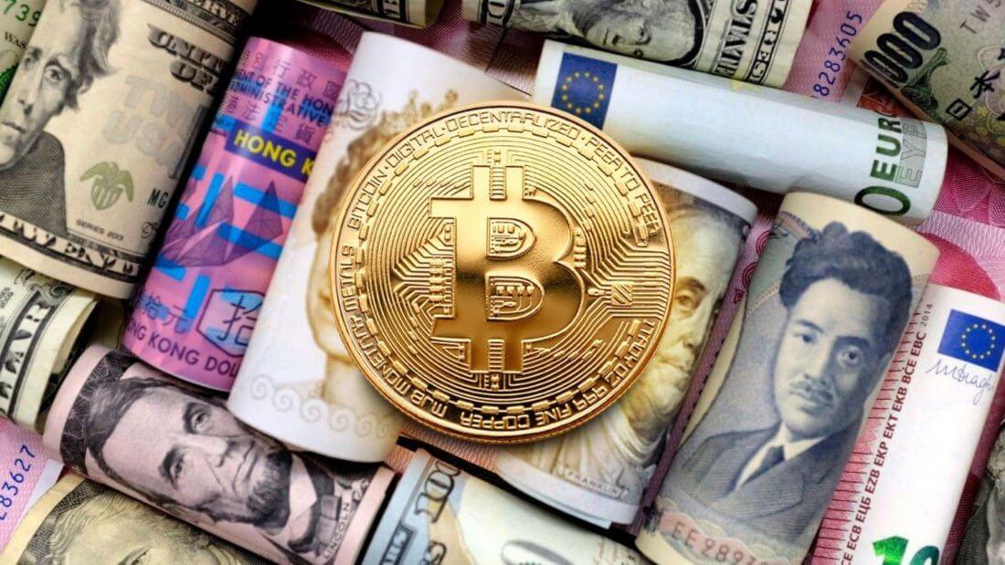 Биткоин деньги блокчейн