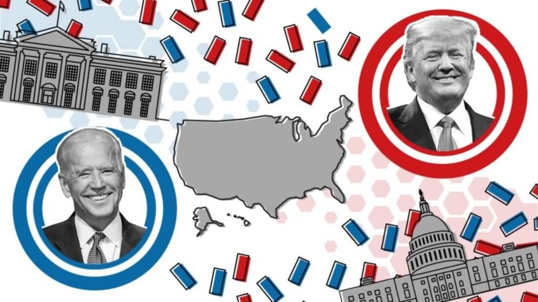выборы США Биткоин
