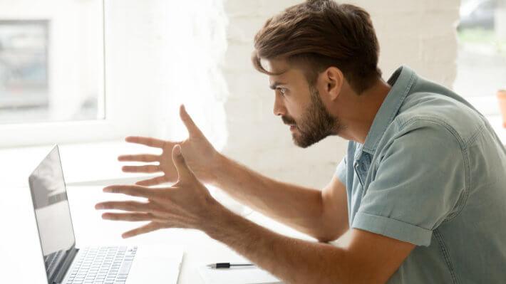 разочарование хакеры взлом