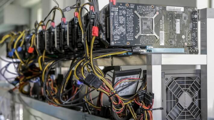 майнинг криптовалюты блокчейн