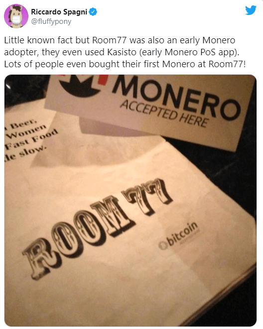 Room 77 бар