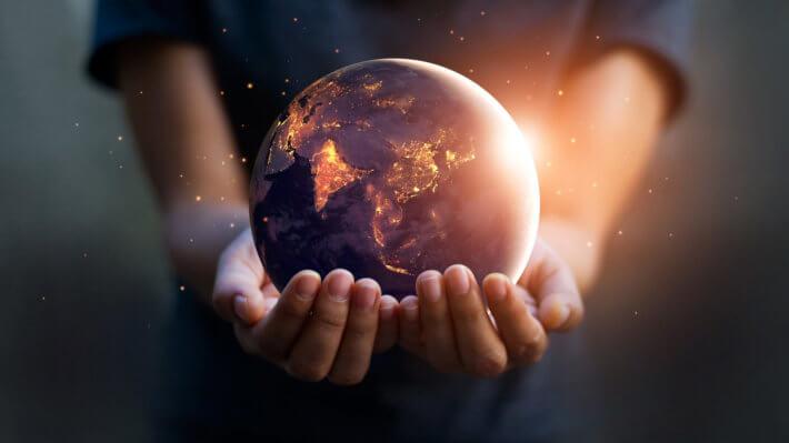 благотворительность планета Биткоин