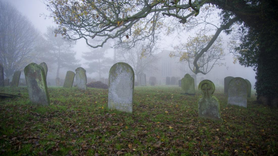 кладбище смерть наследство