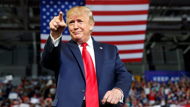 Трамп Байден выборы США