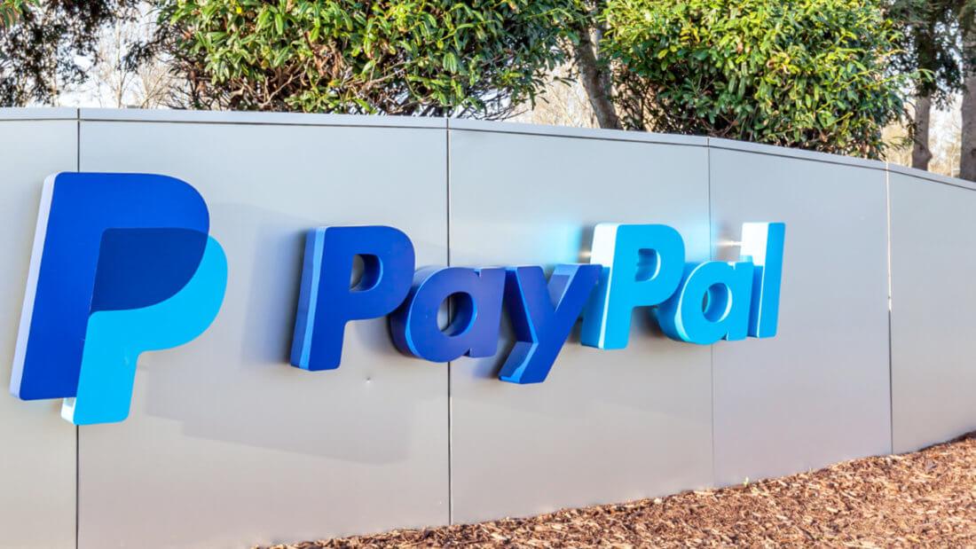 PayPal криптовалюты Биткоин