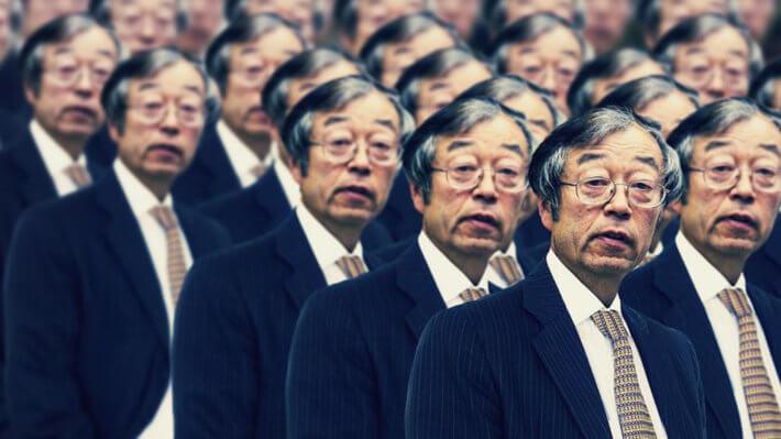 Сатоши Биткоин криптовалюта