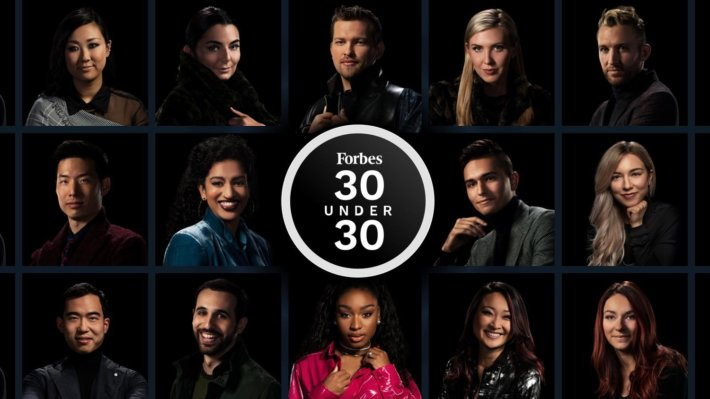 30 under 30 Forbes
