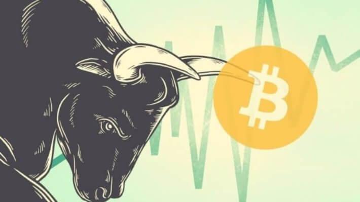 Биткоин рост цена криптовалюта