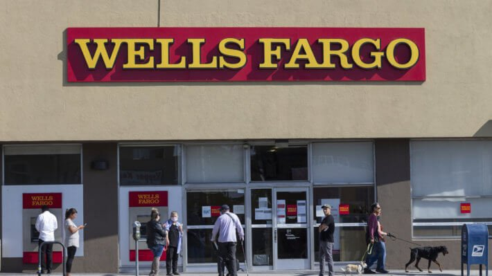wells fargo Биткоин блокчейн криптовалюты