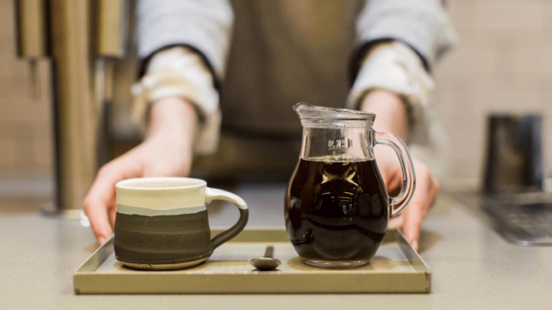 кофе пуровер