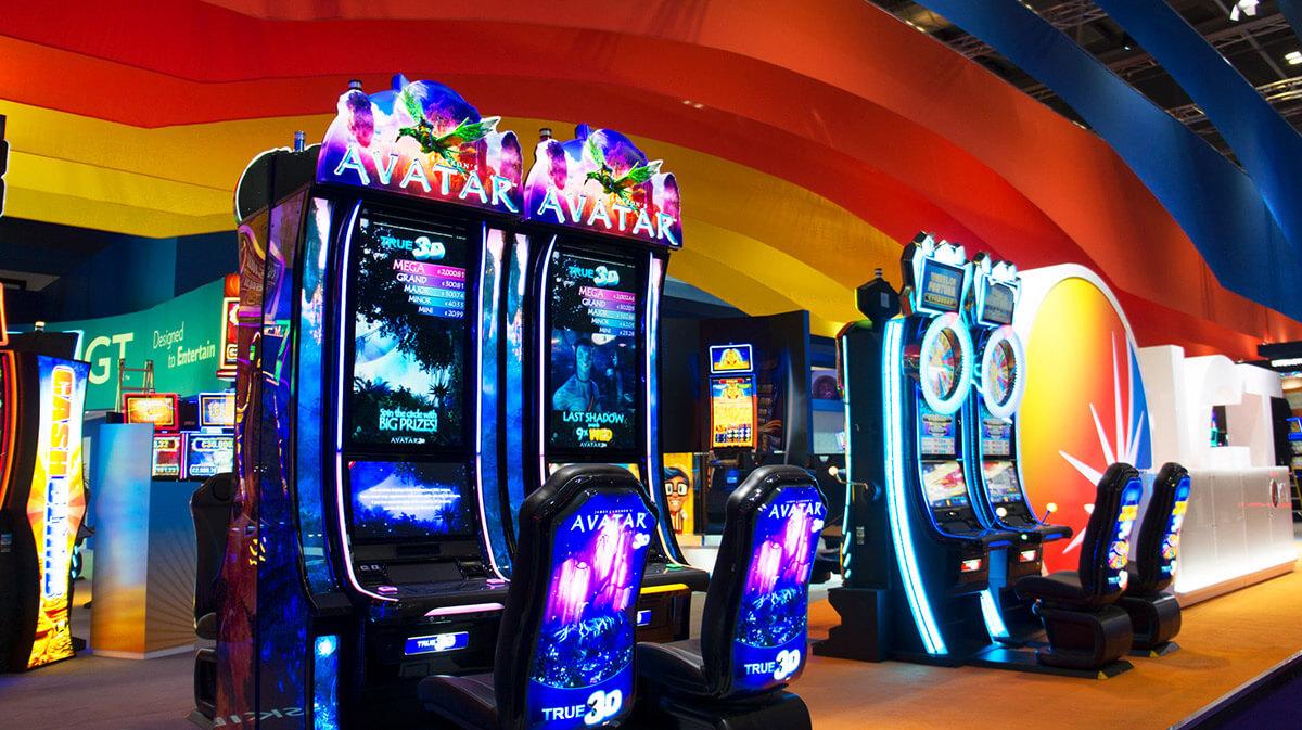 IGT автоматы казино