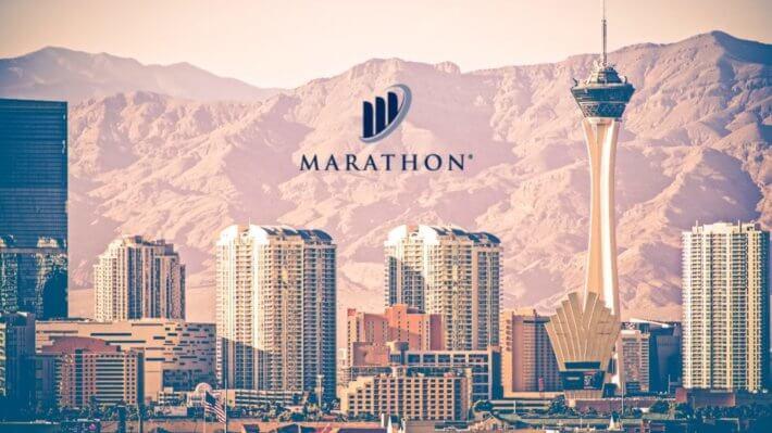 marathon компания Биткоин