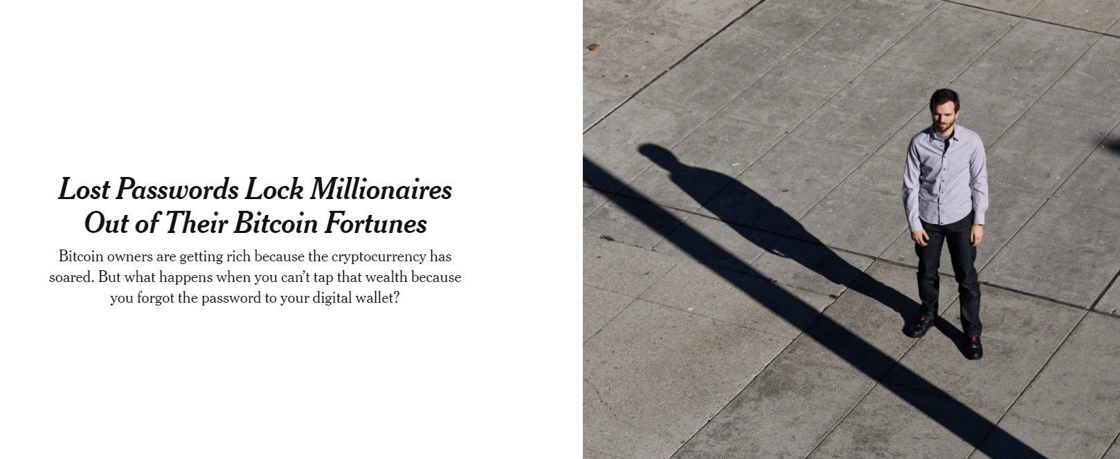 New York Times статья