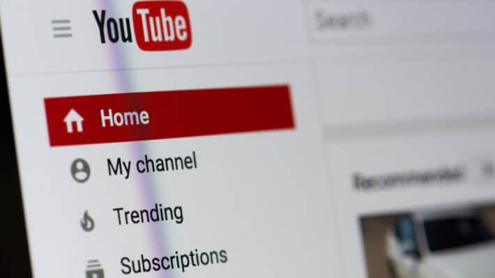 YouTube канал трансляция