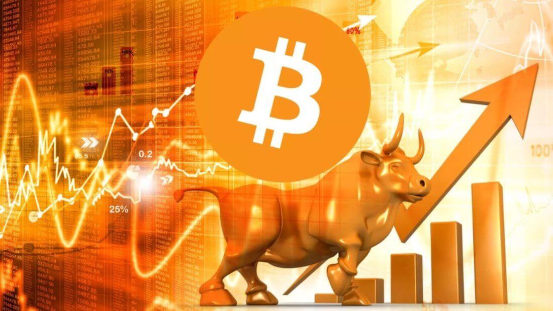 бык тренд трейдинг биткоин