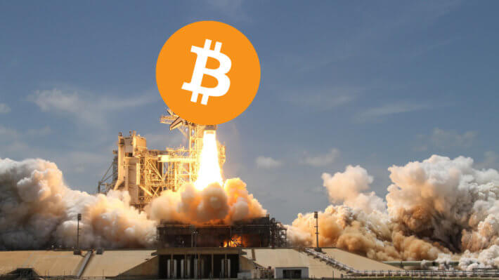 Биткоин рост криптовалюта блокчейн