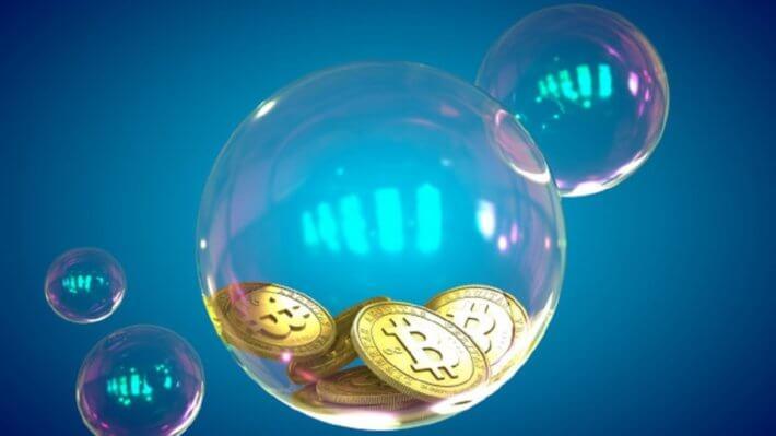 Биткоин пузырь криптовалюта