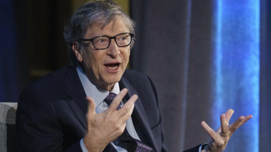 Билл Гейтс Microsoft