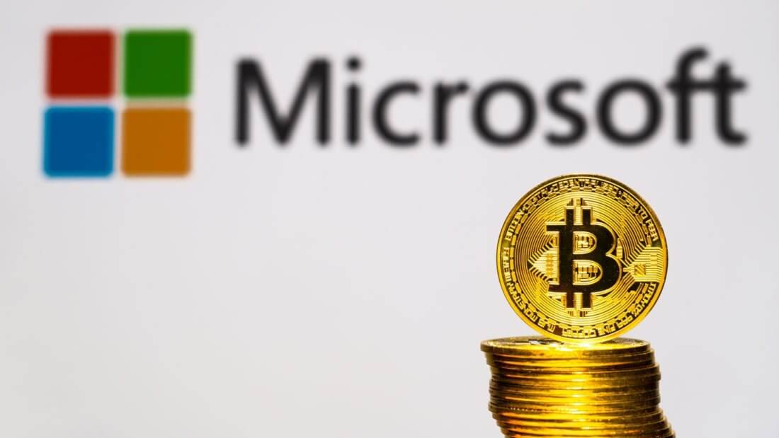 Microsoft Биткоин криптовалюта